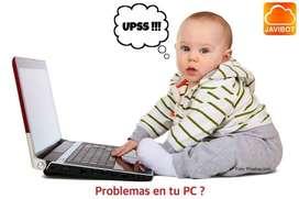 Soporte Técnico de Computadores Windows, Mac, Linux