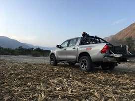 Toyota Hilux 4X4 Modelo 2020, Moderno 1GD,Turbo Intercooler, Full equipo, Retrovisores abatibles, frenos ABS, Alea...