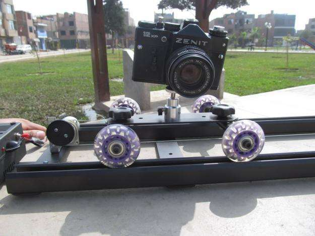 Slider Electrónico video , Dolly Rail 0