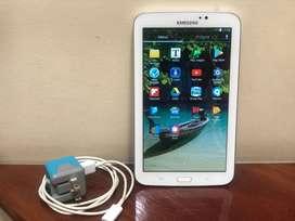 Samsung Tab 3 Pantalla 7 pulgadas de 8GB