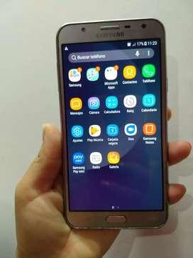 Samsung J7 NEO ( DORADO o PLATEADO)