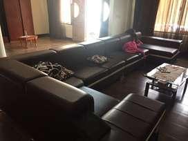 Sofa + mesita