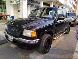 Ford Ranger 4x4 año 2002