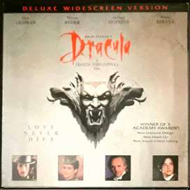 Drácula Laserdisc The Mission