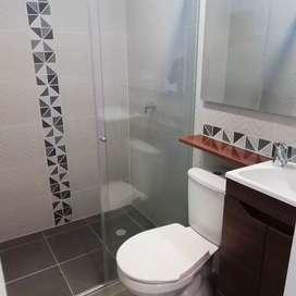 Divisiónes para baño en 6 y 8mm
