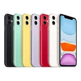 iPhone 11 64gb recibe en casa y paga contraentrega, garantía 1 año