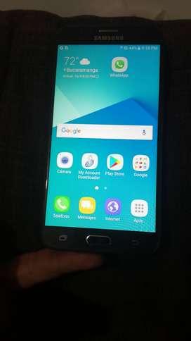 Vendo celular Samsung Galaxy j7 sky negro