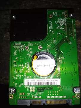 Disco duro listo con sistema operativo