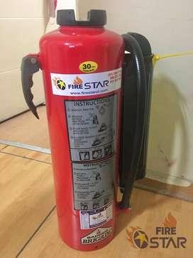 Extintores con Certificacion UL 20A : 80BC