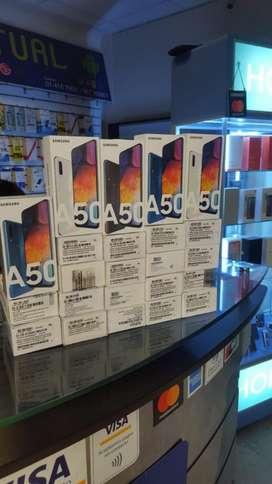 Samsung A50 Garantía Tienda Regalo
