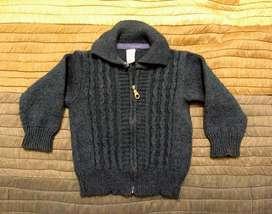 Sweater infantil. Marca Creciendo. Bebés de 9 a 12 meses.