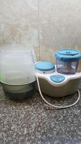 Multi Usos para Alimentos Del Bebe Oster
