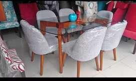 Comedor sillas muebles hogar