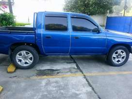 Ganga, Pick Up Hilux Doble Cabina Diesel