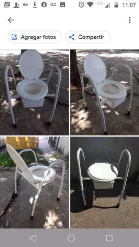 Baño portátil para ancianos o personas con discapacidad