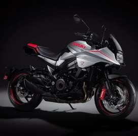 Moto Suzuki Katana | 6 velocidades | A CRÉDITO