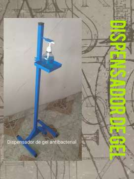 Dispensador de gel o jabón