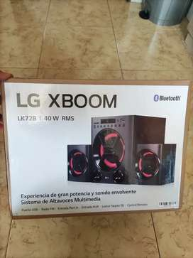 Minicomponente LG Xbom LKT722B