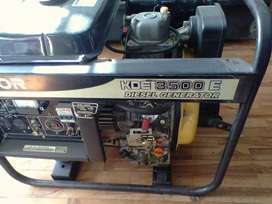 Generador usado Kipor