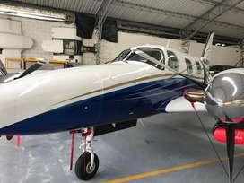 Espectacular Avion Piper Cheyenne