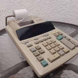Vendo Calculadora Casio DR-210HD