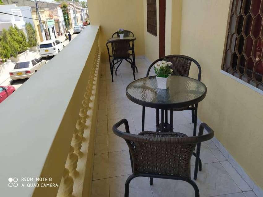 Vendo negocio hotel en Santa Marta 0