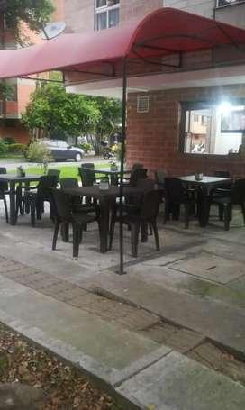 Se vende negocio Restaurante - comida rápida Belén Fátima $10.000.000