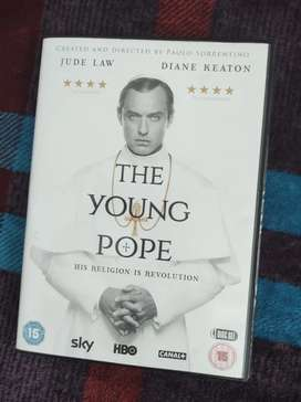 The young pope English Only
