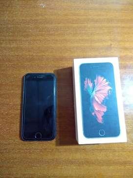 Iphone 6s 64gb SOLO VENDO