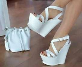 Hermosas sandalias talla 37 y 38