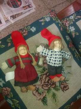 Muñecos suecos