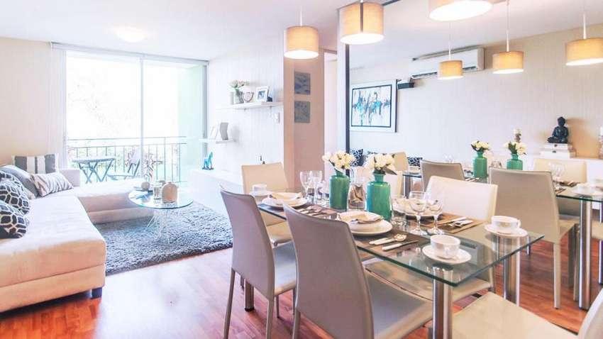 Departamento en venta en Condominio Privado Villanova en el Callao 3 Dormitorios 0