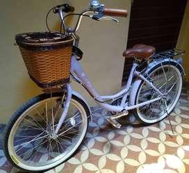 2 Bicicletas prácticamente nuevas