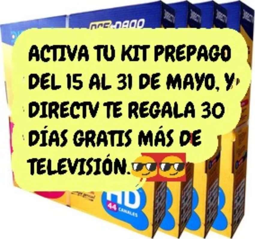 KITS PREPAGO DIRECTV 0