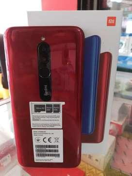 Espectacular celular redmi 8 totalmente nuevo con garantía