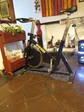 Bici fija spinning