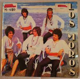 disco vinilo Los Moros 1982