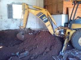 Movimiento de Suelo Rellenos Demoliciones Venta de Tierra Tosca Piedra