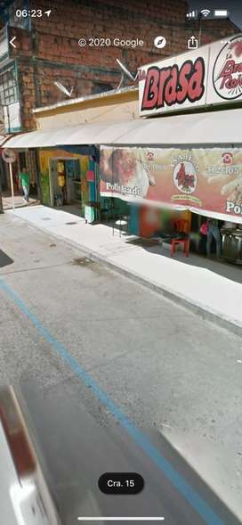 Se arrienda local comercial central bien  ubicado