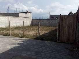 Vendo lindo terreno en el sector norte de Quito, sector Marianas, (precio negociable)