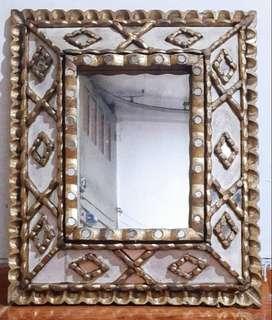 Espejo- antigüedad
