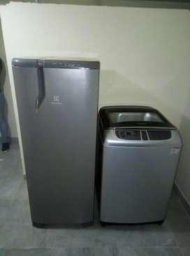 Venta de nevera y lavadora