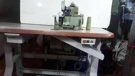 Maquina de coser fileteadora semi industrial