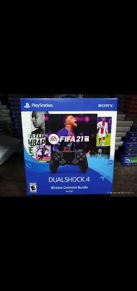 CONTROL PS4 CON FIFA21 DIGITAL