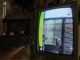 "televisor de 21"" Panasonic"