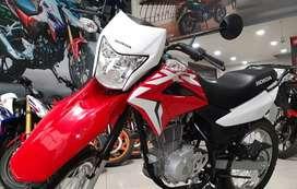 MOTO XR150L HONDA 0KM 2021