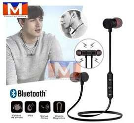 Audífonos Auricular Bluetooth  Deportivo