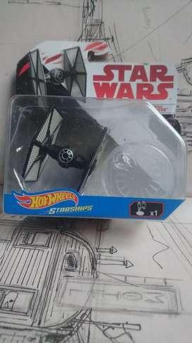 Hot Wheels Star Wars Starships Tie Fight