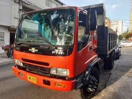 Volqueta Chevrolet ftr