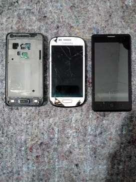 Lote celulares a reparar